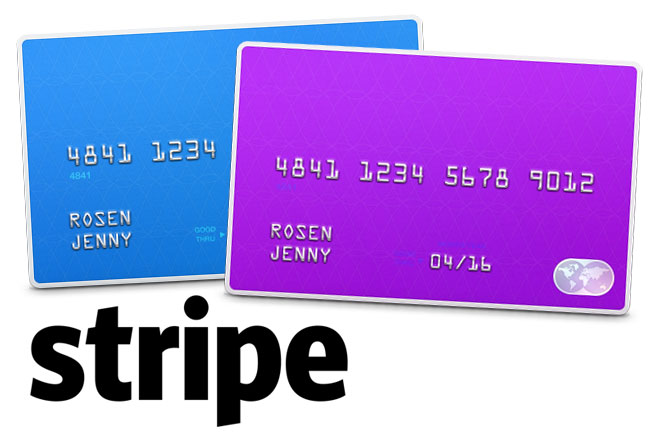 Stripe Payment at the Kiosk