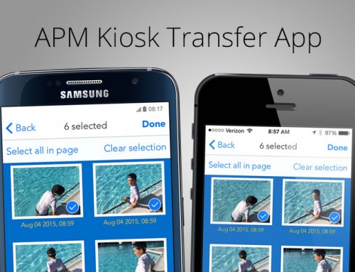 APM Kiosk Transfer App Change Log